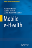 Mobile e-Health - Book Cover